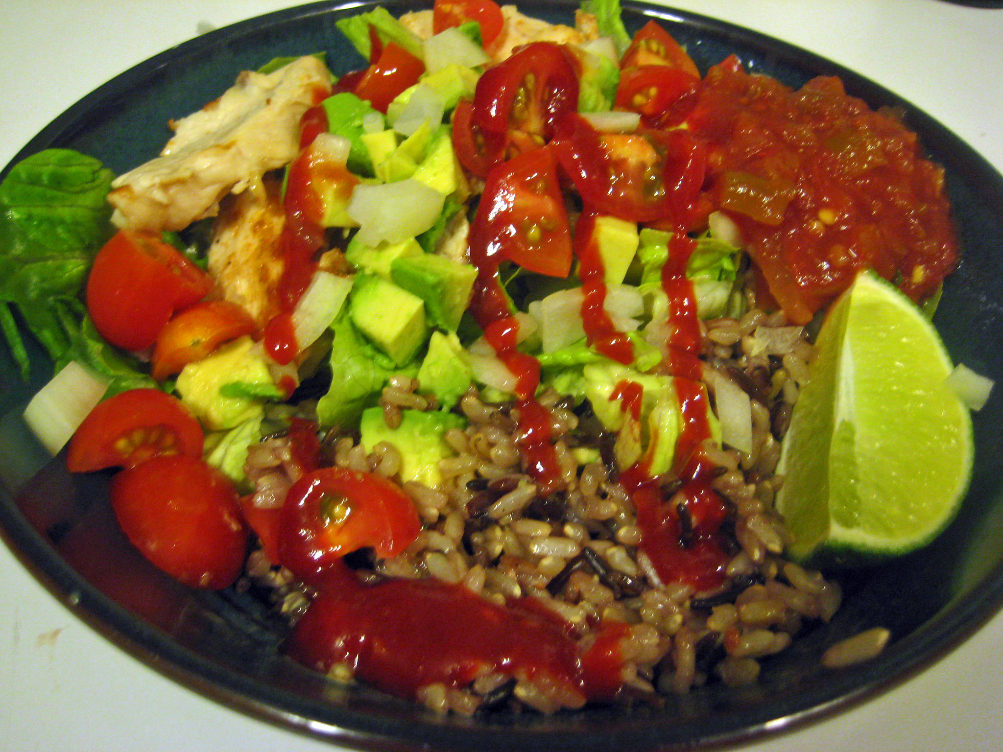 Healthified Chipotle Burrito Bowls | candacecraves