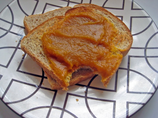 Pumpkin Butter Bite