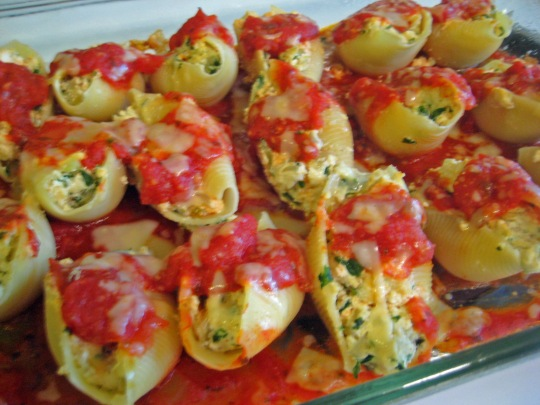 Stuffed Shells 1